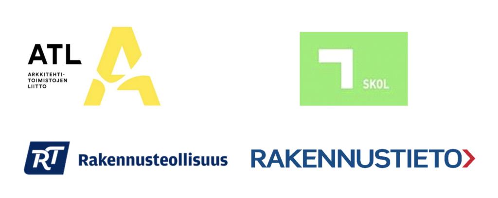 ATL, SKOL, RT, Rakennusteollisuus, Rakennustieto